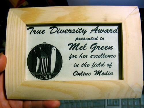 True Diversity Award