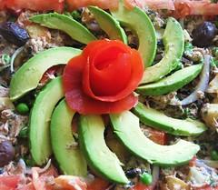 Tuna avo salad