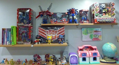 Transformers and Transformers