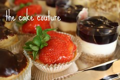 23. Strawberry Tartlets and Blueberry Petite cheesecakes (The Cake Couture (is currently not taking any orde) Tags: party strawberry small mini cheesecake blueberry gift present tart couture assortment petite  doha qatar  eclairs  occassion tartlets                       petitetreats thecakecouture