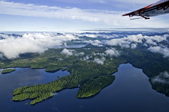 Over Misty Fjords (Tiz_herself) Tags: alaska plane 2009 ketchikan array d300 mistyfiords