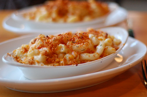 Louisa's Mac 'n' Cheese!Cheese!Cheese!