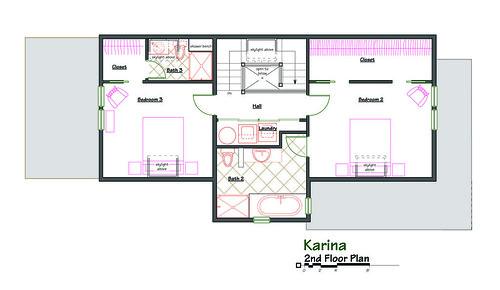 Karina 2nd floor