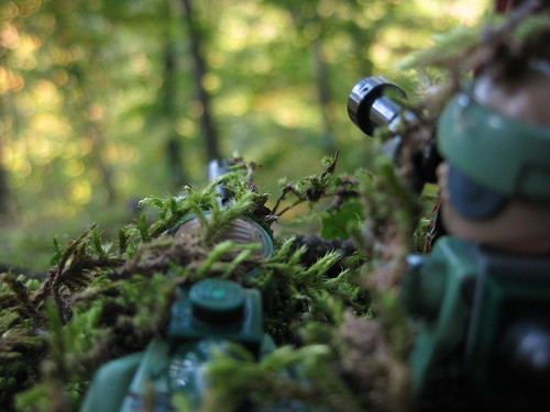 Endor commando sniper-team by leg0fenris, on Flickr