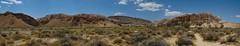 Red Rock Canyon State Park Panorama 1