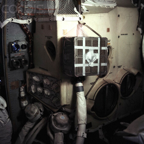 apollo 13 Air Scrubber