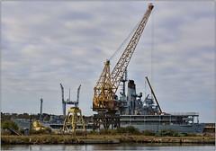 RFA Black Rover (LesAuld) Tags: docks ships birkenhead shipping merseyside rfa westfloat blackrover