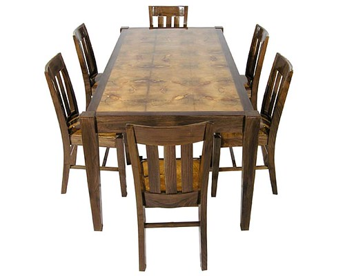 Egw Dining Set from Smc Furnishing