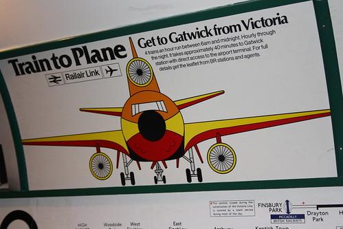 Gatwick to Victoria