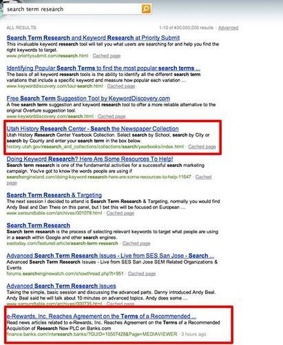 search term research - Bing-2