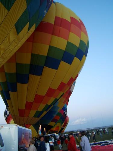 Balloon Fiesta 2009-10