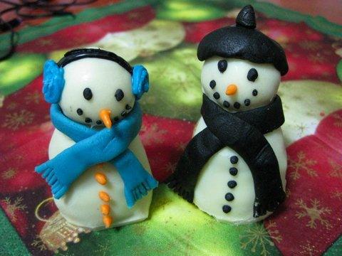 bizcobolas snowmen