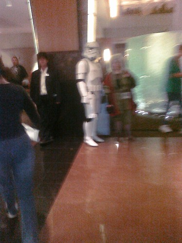 Ptw Its not a geek event until you see a storm trooper