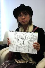 渡辺敦子〔渡邊敦子,Atsuko WATANABE〕