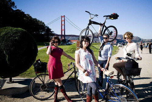 SF Cycle Chic Crew
