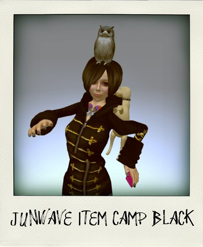 junwave item camp black