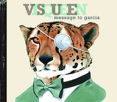 Visqueen Message To Garcia cover
