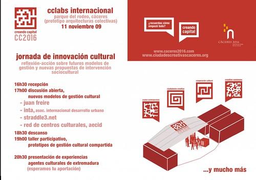 Programa CCLabsInternacional