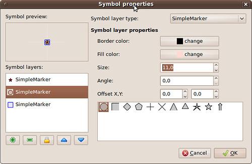 New Symbology Editor