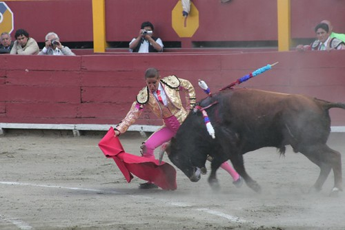 Doblón de Milagros Sánchez en Acho
