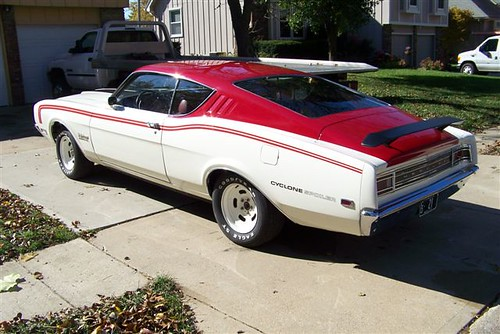 Mercury Cyclone Spoiler II Cale Yarborough