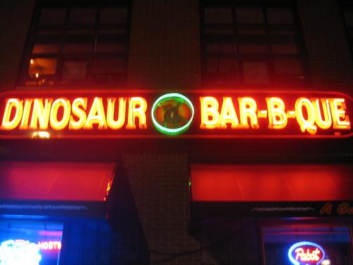 Dinosaur Bar-B-Que, Syracuse, NY