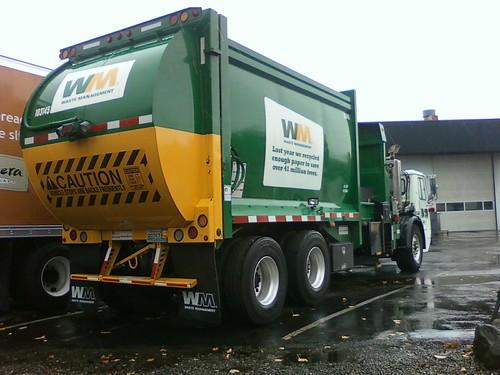 similiar mcneilus waste management keywords waste management autocar mcneilus manual automated side loader
