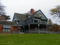 Sagamore Hill - Theodore Roosevelt House