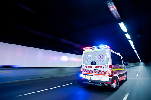 Ambulance NSW Photo Shoot 2 by alexkess, on Flickr
