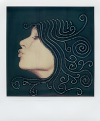 Polaroid, help me pick what to show. (Chad Coombs) Tags: art film analog manipulated polaroid sx70 photography photo hand time chad fine photograph expired 70 zero sx coombs unscene unsceneart