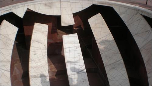 Jai Prakash Yantra, Jantar Mantar Observatory