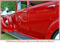 1938 Packard Super Eight (sjb4photos) Tags: car automobile packard concoursdelegance autoglamma 1938packard 2009meadowbrook