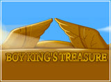 Online Boy King's Treasure Slots Review
