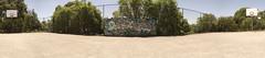 basketball panorama (regina dementes) Tags: panorama basketball court photoshoppery