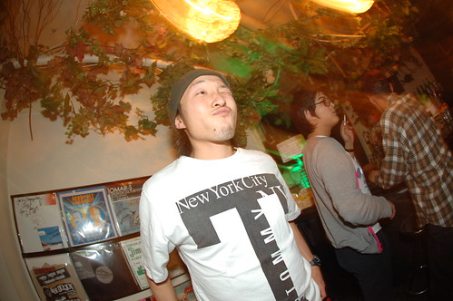 NDP @cafe domina 2009/11/26