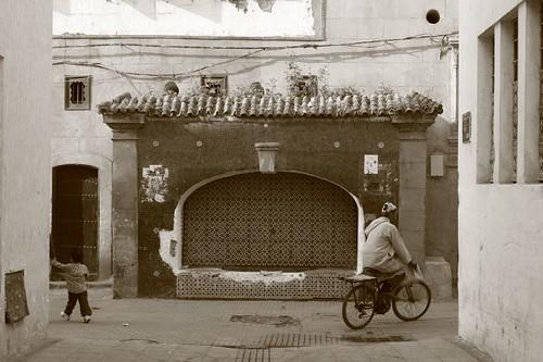 Rabat medina...