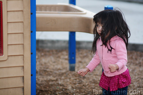 Late Afternoon At PanPacific Park playground by lancelonie, on Flickr