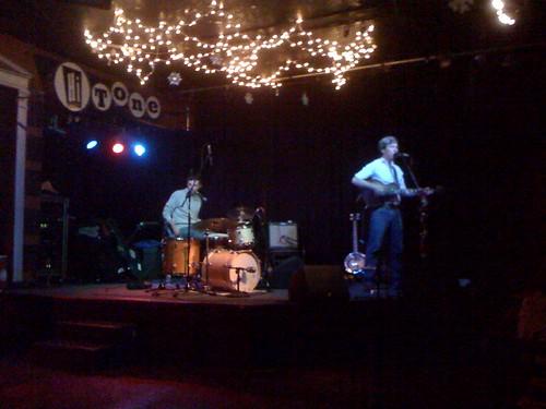 Bill Callahan, Hi-Tone Cafe, Memphis, Tenn.