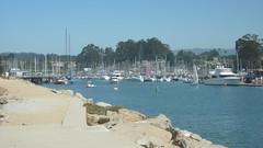 Harbour (SolusShadow) Tags: ocean california water twinlakes