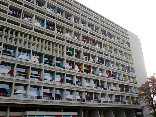 Unite d'Habitation Berlin (1957)