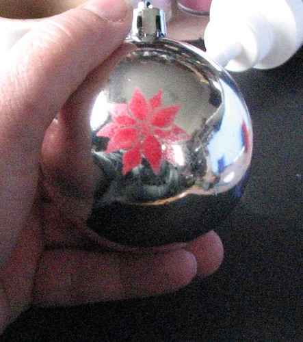 #12 - Flocked Ornaments 017