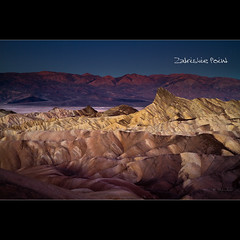 Zabriskie Point just before sunrise, Death Valley National Park, California (Dominique Palombieri) Tags: california usa landscape fav20 dominique 2009 33mm fav10 320iso canoneos7d lensefs1755mmf28isusm palombieri 300secatf56 mayozdom