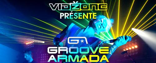VidZone Groove Armada (FR)