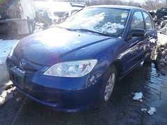 2004 Honda Civic -stock #0448P9