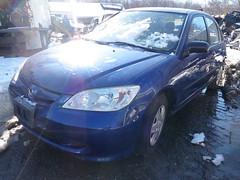 2004 Honda Civic -stock #0448P9