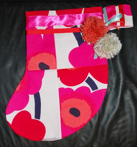 pinkstocking