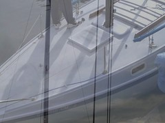 Haulout_Cabrillo (oc_man) Tags: sailboat port longbeach boatyard haulout cal25
