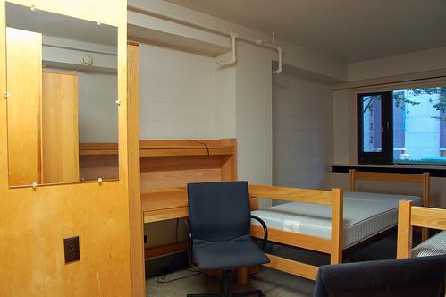Lovely Typical UMass Dorm Room Part 27