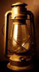 barn lantern orton (Chandler Photography) Tags: lamp antique processing oil lantern ortoneffect beginnerdigitalphotographychallengewinner paintshopcs4