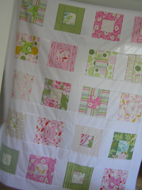 nicey jane quilt top